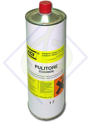 Pulitore (cleaner)